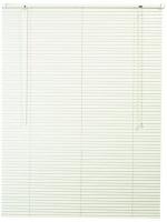 decor depot 25mm aluminium venetian blinds magnolia 1600mm curtain