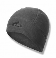 first ascent mens beanie grey accessory