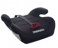 nipper bun baby backless booster seat car seat