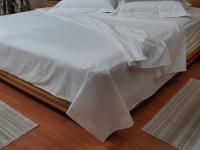 dreyer polycotton percale 200tc fitted sheet white mattress