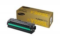 Samsung CLT Y505L Yellow Laser Toner Cartridge