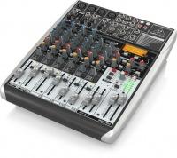 behringer xenyx qx1204usb premium analogue mixer