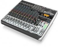 behringer xenyx qx1832usb premium analogue mixer