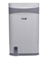 nuo air purifier white