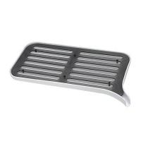 double layer kitchen drain board shelf