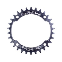 104 bcd 34 tooth chainring neck brace