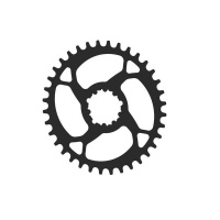 csixx chainring 0mm offset 36 tooth oval neck brace