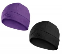 first ascent ladies beanie 2 set purple accessory