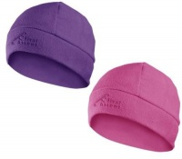 first ascent ladies beanie 2 set pink accessory