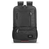 solo draft backpack laptop bag black