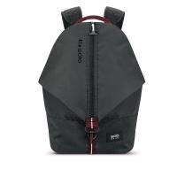 solo peak backpack laptop bag black