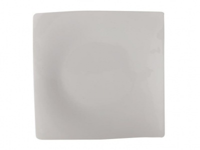 Maxwell Williams Maxwell Williams 30cm Basics Motion Square Platter Set of 2