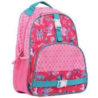 stephen joseph all over print princess backpack backpack