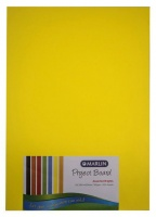 Marlin Project Boards A2 100s Brights Assorted