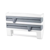 Muti Function Wall Mounted Paper Towel Holder