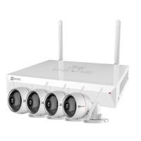 ezviz ezwireless full hd wifi cctv 8 channel kit