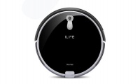 ilife a8 full view camera navigation vacuum cleaner