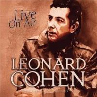 leonard cohen live on air radio broadcast cd