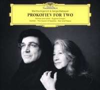 martha argerich prokofiev for two cd
