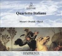 quartetto italiano mozart dvorak and ravel cd