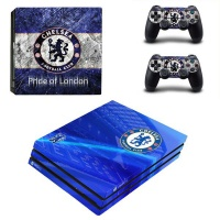 skin nit decal for ps4 pro chelsea fc