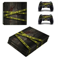 skin nit decal for ps4 pro crime scene