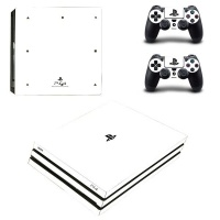 skin nit decal for ps4 pro white
