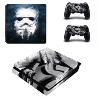 skin nit decal for ps4 slim stormtrooper