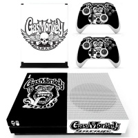skin nit decal for xbox one s gas monkey