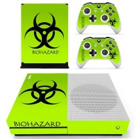 skin nit decal for xbox one s hazzard green