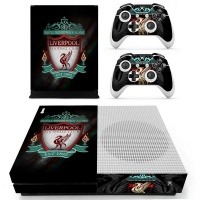 skin nit decal for xbox one s liverpool