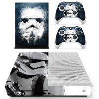 skin nit decal for xbox one s stormtrooper