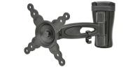av link single arm full motion tv and monitor wall bracket bracket