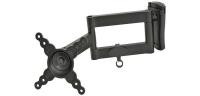 av link htq201 double arm full motion tv and monitor wall bracket