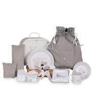 bebedeparis complete tableware gift basket gift set
