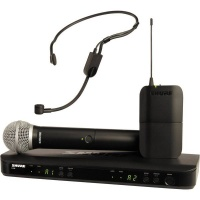 shure blx1288ep31 wireless combo system microphone