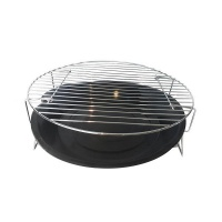 Eco BBQ Round With Grill