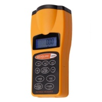 Ultrasonic Laser Guided Distance Measuring Tool