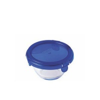 pyrex 200ml cook and go small bowl with lid food preparation