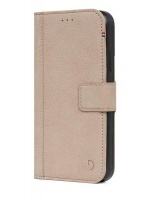 leather wallet case with magnet closure for iphone x