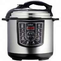salton electric pressure cooker slow cooker