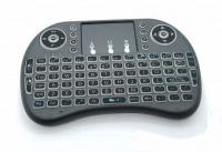 Baobab Mini Wireless Backlit Multimedia Keyboard with Touchpad