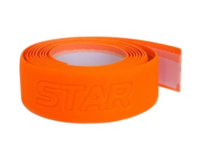 Photo of Star Hockey Ripple Grip - Orange