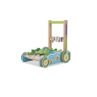 chomp and clack alligator push toy walker