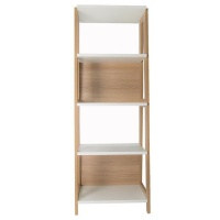 benito bookshelf white entertainment center
