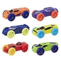 Nerf Nitro Foam 6 Pack Cars V10