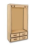 retractaline the laundry house 4 drawer hanging wardrobe wardrobe