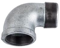 Agrinet Galvanised MF Elbow 50mm