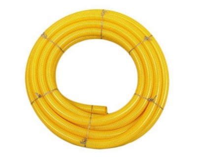 Agrinet Suction Hose Yellow 30m Roll
