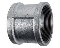 Agrinet Galvanised Socket 32mm